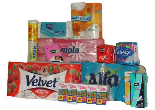 Kupić Artykuły higieniczne