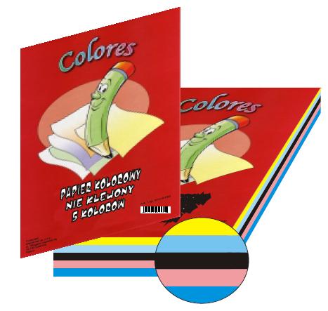 Kupić Papier kolorowy