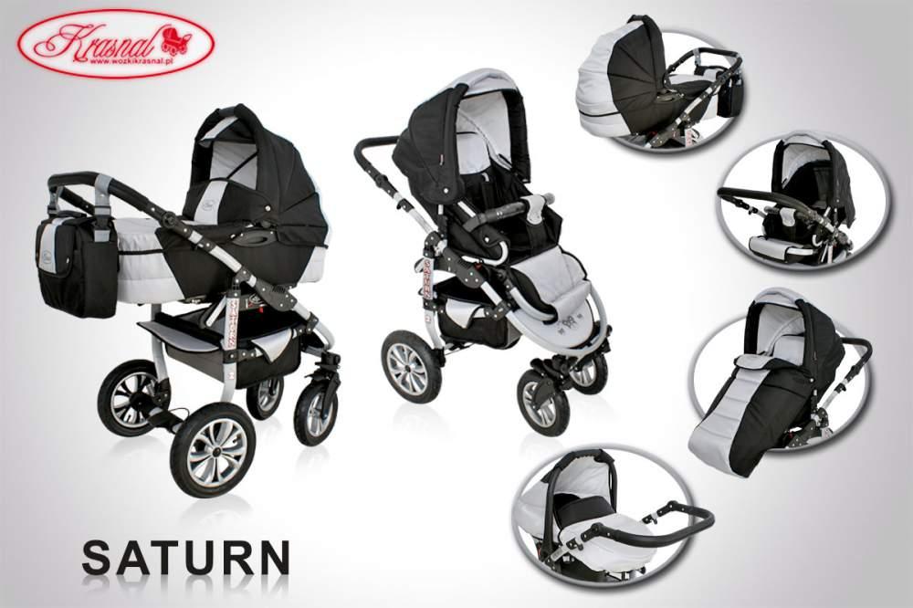 """Kupić Wózek dziecięcy KRASNAL : """" SATURN 2 """""""