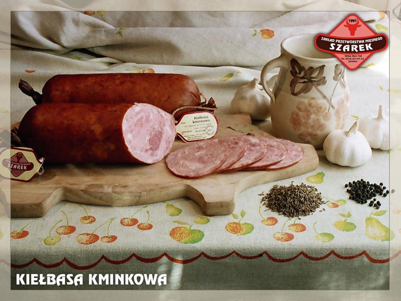 Kupić Kiełbasa Kminkowa