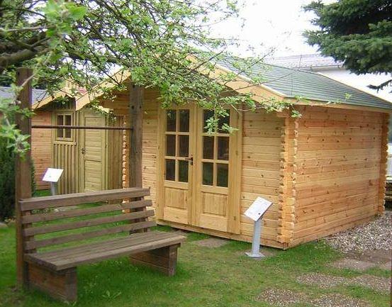 Domki Ogrodowe Projekty Domki Ogrodowe Drewniane