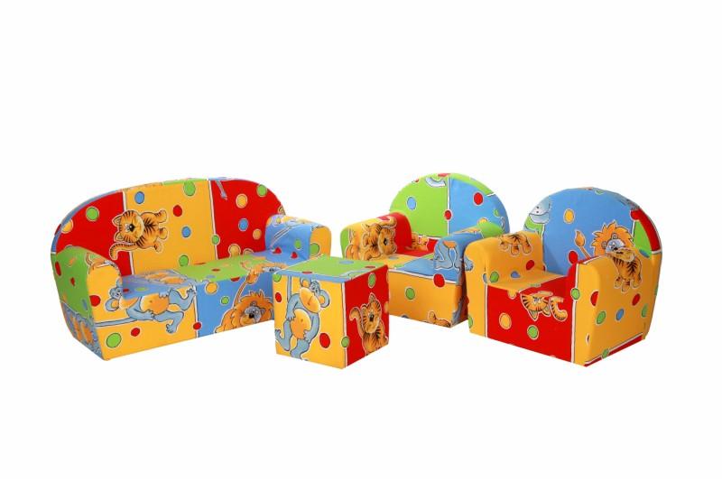 Kupić Mebelki dla dzieci z pianki
