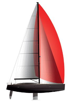 Kupić Nautiner 58. Luksusowy jacht żaglowy opracowany z myślą o żegludze po morzach południowych. Długość 17,5m, wyposażony w silnik 75KM.