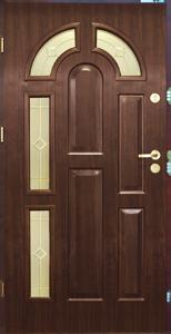 Kupić Drzwi stalowe KMT PLUS - zewnętrzne przeszklone