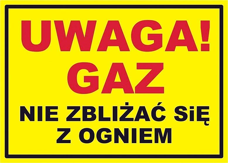 Kupić Znaki gazownictwo firmy