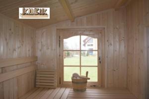 Kupić Sauna drewniana