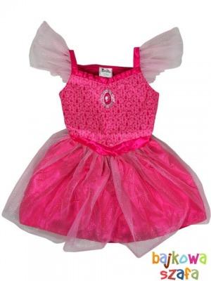 Kupić Strój karnawałowy sukienka BARBIE BALETNICA