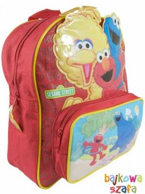 Kupić Plecak ELMO Ulica Sezamkowa