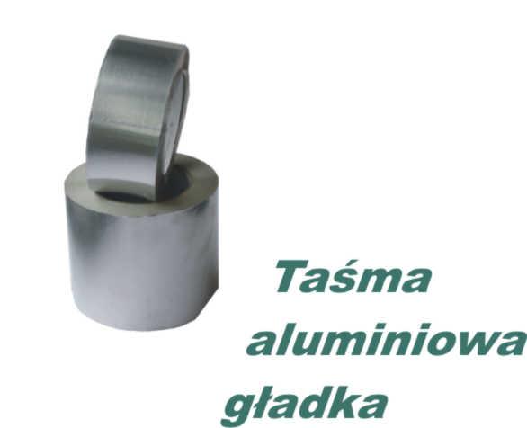 Kupić Taśma aluminiowa gładka AlJA 4
