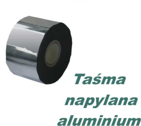 Kupić Taśma polipropylenowa napylana aluminium OAlJA 4
