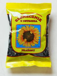 Kupić Słonecznik prażony czarny
