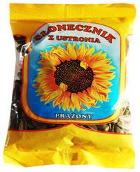 Kupić Słonecznik prażony solony czarny