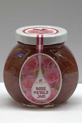 Kupić Konfitiura z różowych płatków