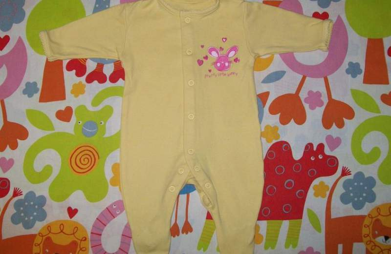 Kupić Odzież używana dla dzieci i niemowląt