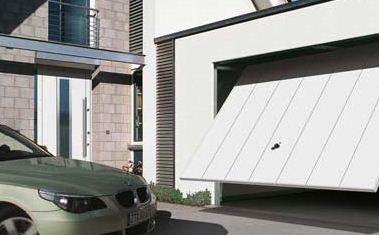 Kupić Uchylne bramy garażowe