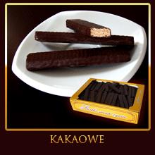 Kupić Wafelki nadziewane w polewie czekoladowej
