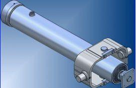 Kupić Cylindry hydrauliczne teleskopowe