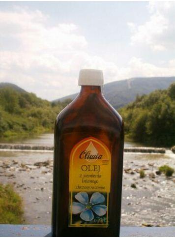 Kupić Olej z siemienia lnianego