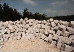 Kupić Granit - kostka 15/17 szaro-ruda