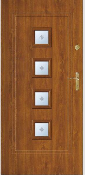 Kupić Drzwi Alaska Lux złoty Dąb