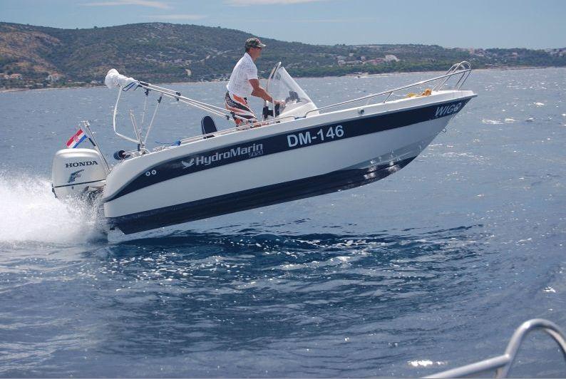 моторы для лодок в польше