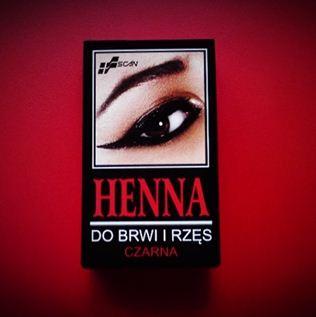 Kupić Henna czarna