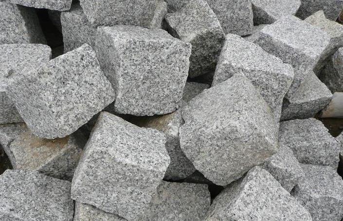 Kupić Kostka granitowa szara
