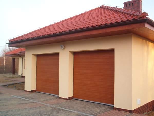 Kupić Bramy segmentowe garażowe