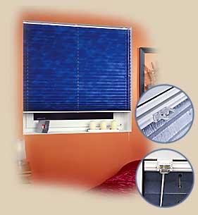 Kupić System żaluzji plisowanych do każdego typu i kształtu okien