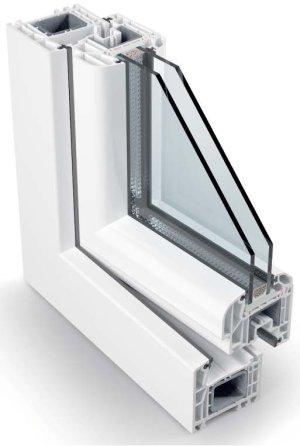 Kupić Okna PCV profil 5 komorowy