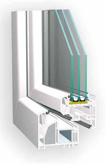 Kupić Okna energooszczędne ALPHALINE 90
