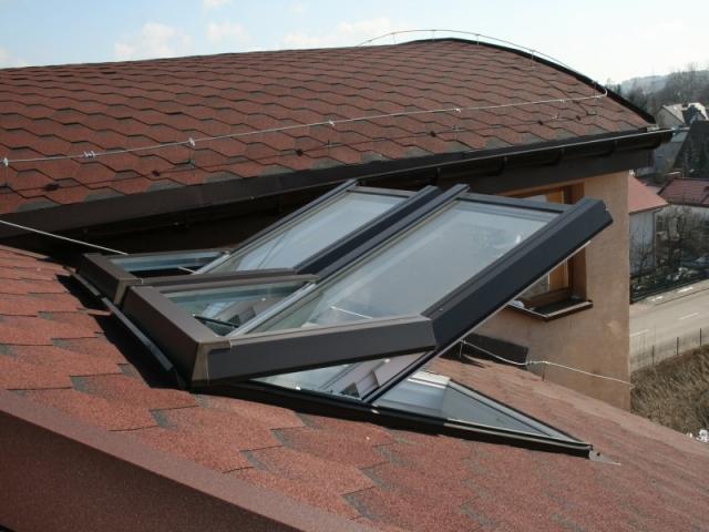 Kupić Okna dachowe PCV