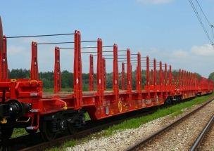 Kupić Wagony platformy