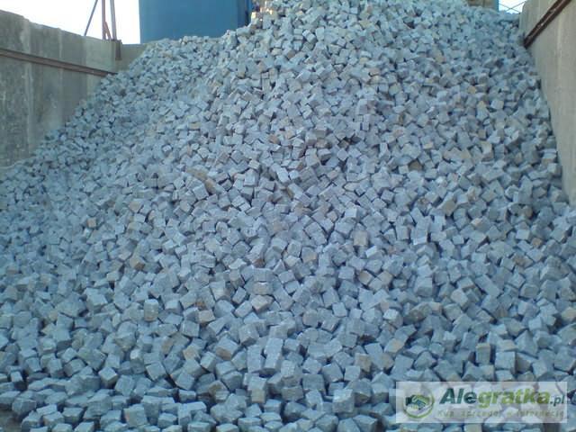 Kupić Kostka brukowa granitowa