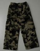 Kupić Spodnie chłopięce moro