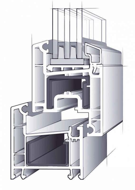 Kupić System trójkomorowy REHAU-BASIC-DESIGN