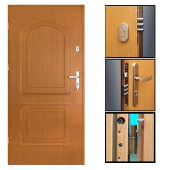 Kupić Drzwi stalowe uniwersalne - Universal