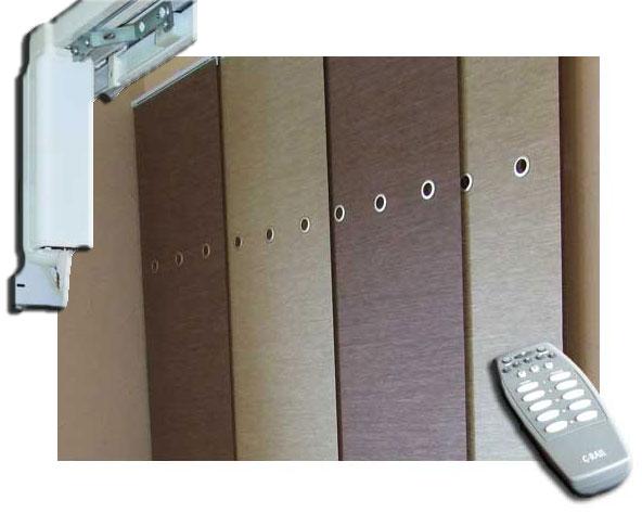 Kupić Żaluzje panelowe sterowane elektrycznie
