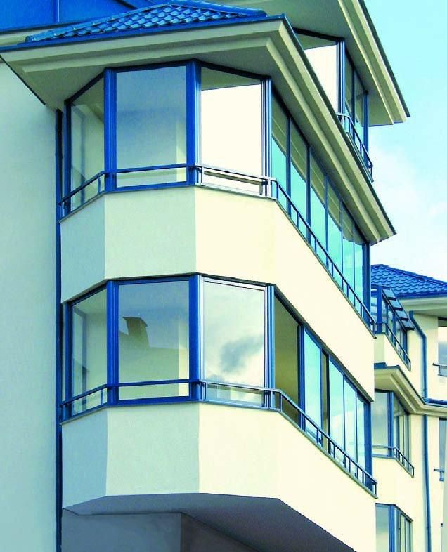 Kupić System zabudowy balkonów COPAL