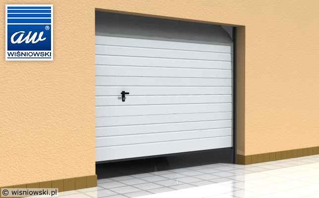 Kupić Bramy garażowe segmentowe