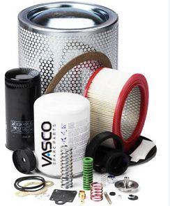 Kupić Zestawy naprawcze, zestawy serwisowe do sprężarek Atlas Copco, zestawy zaworów: dolotowego, minimalnego ciśnienia, termostatycznego, odwadniacza, zwrotnego, wtrysku oleju, a także filtry, separatory, olej.