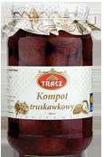 Kupić Kompot truskawkowy 900ml