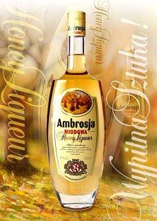 Kupić Ambrosja Miodowa - Honey Liquer