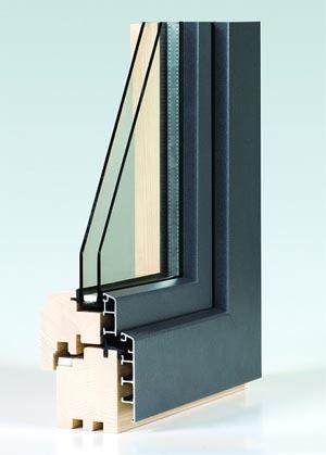 Kupić Okna drewniano-aluminiowe AluDrewLine