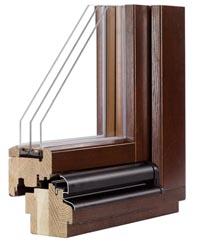 Kupić Okna drewniane ThermoLine IV 88