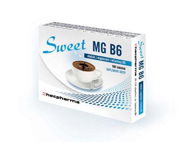 Kupić Słodzik z magnezem i witaminą B6