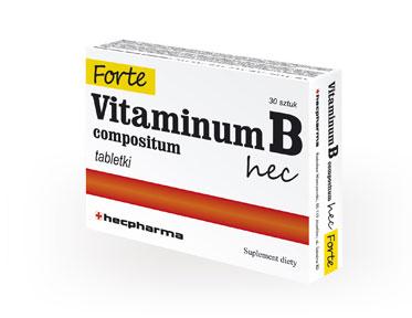 Kupić Vitaminum B compositum Forte hec