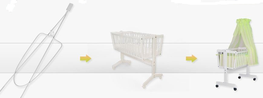 Kupić Stelaże do baldachimów dla dzieci. Różne kształty i wielkości.