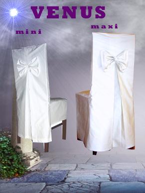 Kupić Pokrowce na krzesła Venus maxi /mini