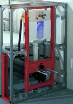 Kupić Stelaże- Pełna gama stelaży podtynkowych ( spłuczki, bidety, umywali, pisuary). Produkty te wykonywane są przy współpracy ze znaczącą firmą w branży sanitarnej.